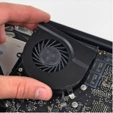 Laptop koeling/fan reparaties