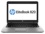 HP Elitebook 820 G1, Intel i5, 4 Gb, 128 Gb SSD,Win10 Refurbished_