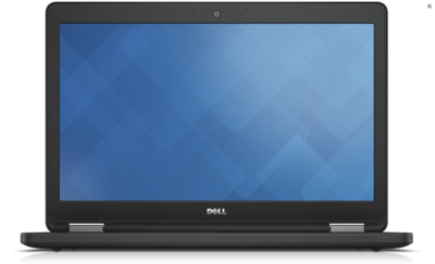 Dell E5550 i5, 8 Gb,256 GB SSD ,Win10 Pro, Refurbished
