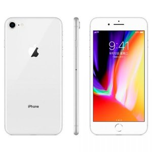 Apple iPhone 8,64 Gb Refurbished Silver
