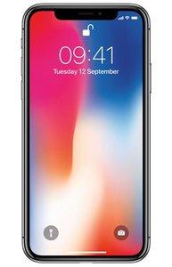 Apple iPhone X, 64 Gb Refurbished Space Grey