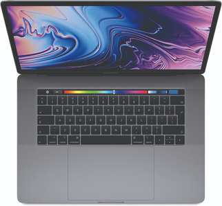 "Macbook Pro 15"" Retina Touchbar Intel i7,16 Gb ,256 Gb SSD,OSX 10.15 2018 Gray"