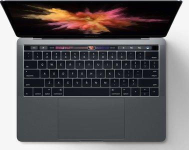 """Macbook Pro 13"""" Retina Touchbar Intel i5,8 Gb ,256Gb SSD, 2016 Space Gray"""