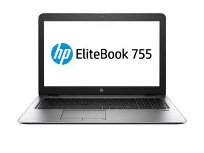 HP Elitebook 755 G4, AMD A10, 8 Gb,256 Gb SSD,Win10 Refurbished