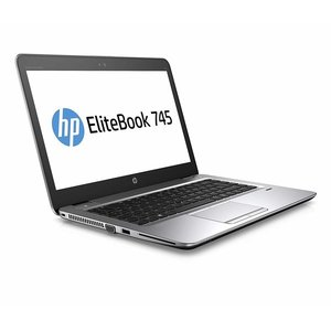 HP Elitebook 745 G4, AMD A10, 8 Gb,256 Gb SSD,Win10 Refurbished