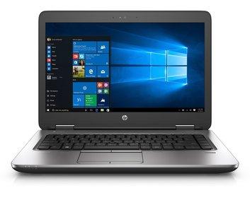 HP 645 Probook, 14 Inch, AMD A6, 8 Gb, 120Gb SSD, Win10 Pro