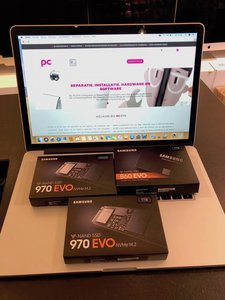 Macbook Air-Pro Retina SSD upgrade Samsung 970 Evo 2 Tb