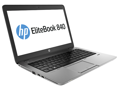 HP Elitebook 840 G2, Intel i7, 8 Gb, 256Gb SSD,Win10 Refurbished