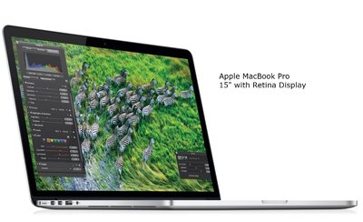 "Macbook Pro 15"" , i7, 8 Gb, 500.Gb SSD, 10.14 Refurbished"