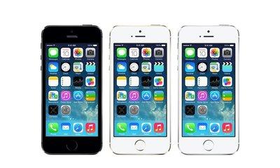 Iphone 5S Zwart scherm vervanging